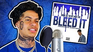 "How Blueface Recorded ""Bleed It"""