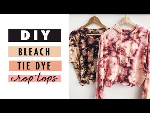 DIY bleach dyed \u201cNo Shade\u201d oversized graphic tee