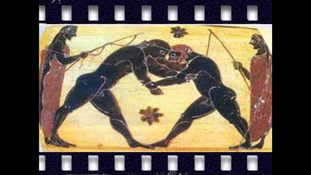 Juegos Olimpicos De La Antiguedad Youtube