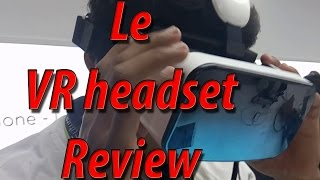 Letv/LeEco 3D Helmet | Specification | Hands On Review | All you need to know