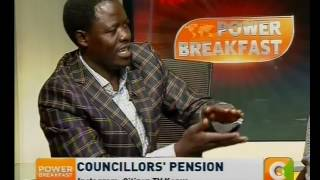 Power Breakfast News Review: Councillors' pension