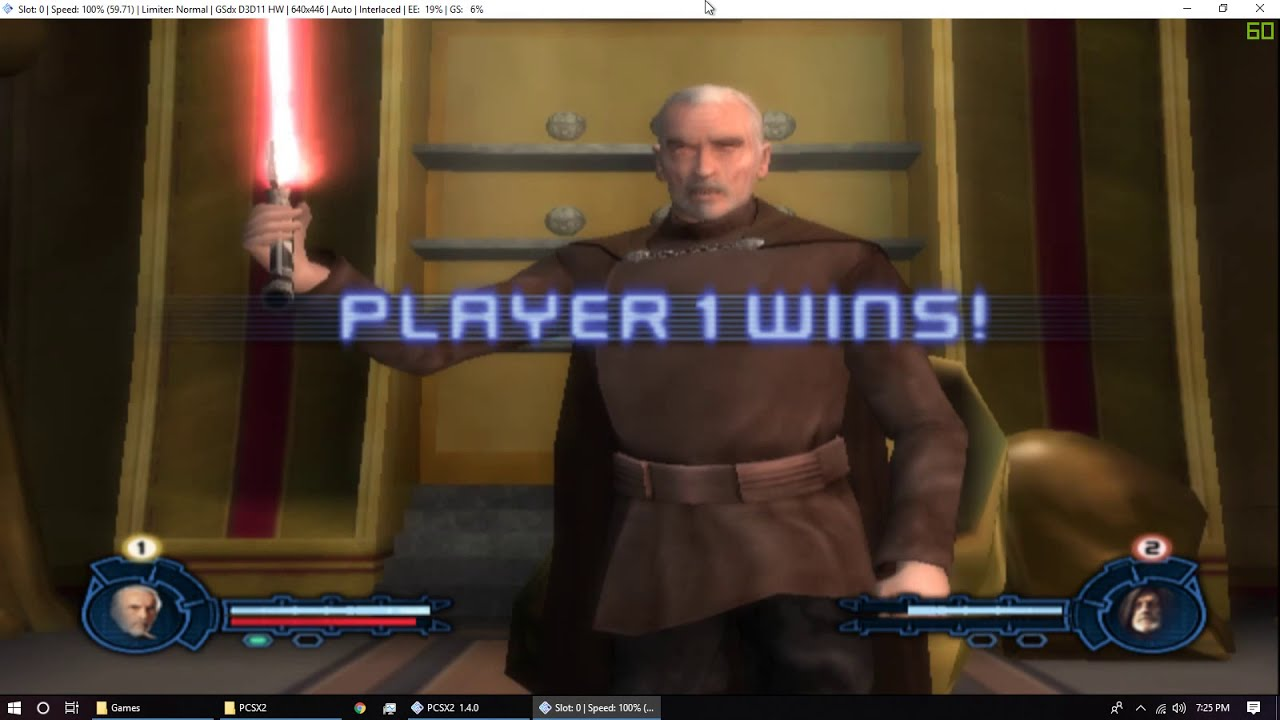 Star Wars Episode Iii Revenge Of The Sith Duel Mode Ps2 Youtube