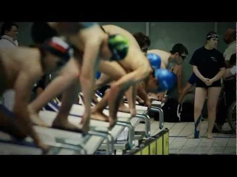 2011 IPC Swimming European Championships - Trailer