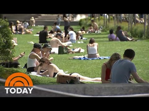Is Coronavirus More Airborne Than We Thought? Scientists Speak Out | TODAY