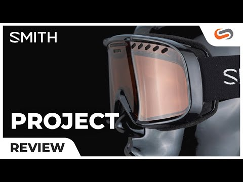 Great Budget Snow Goggle - SMITH Project Review   SportRx