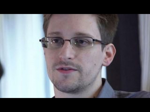 Edward Snowden and 'How America Lost Its Secrets'