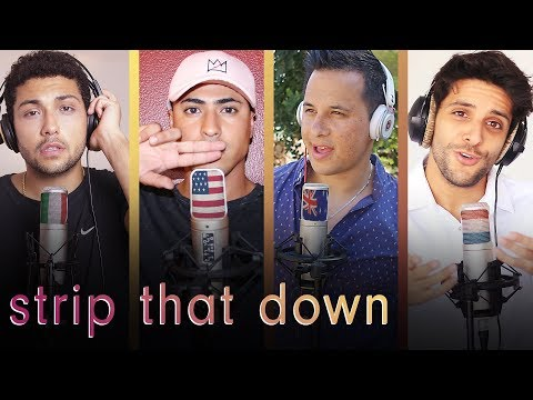 Strip that down - Liam Payne ft Quavo (Continuum cover)