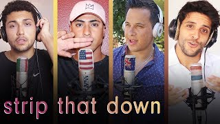 Download Strip that down - Liam Payne ft Quavo (Continuum cover) MP3 song and Music Video