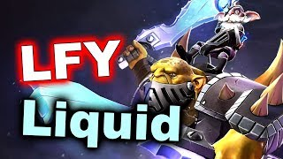 LFY vs LIQUID - TI7 Semi-Final GAMES 1, 2 - DOTA 2