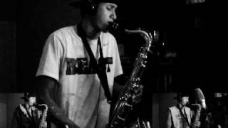 Norah Jones - Come Away With Me - Tenor Saxophone by charlez360