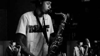 Norah Jones - Come Away With Me - Tenor Saxophone by charlez360