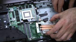 Corsair Labs Uncut: How to Build an MSI 16F4 GT60 Barebones Notebook