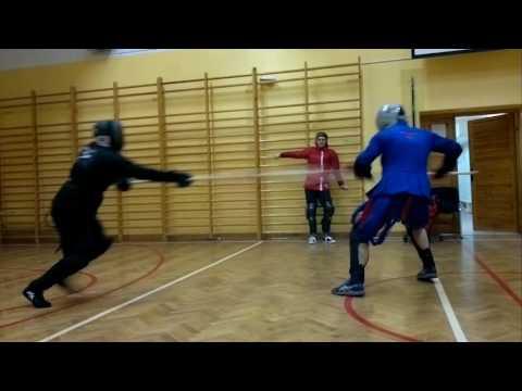 neyman fencing zornhau armory spearhead
