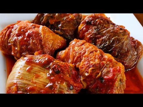 Braised Kimchi & Pork (kimchijjim: 김치찜)