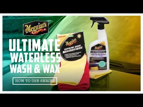 Meguiar's Ultimate Waterless Wash & Wax