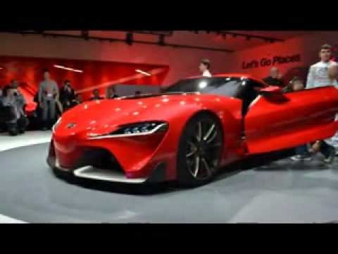 2015 Toyota Supra Interior And Exterior Youtube