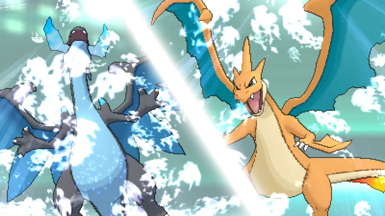 QUICK SNACK Mega Charizard X Vs Y Pokemon And Wifi Battle Rating Battles