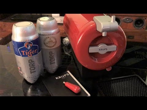 THE SUB Home Beer System | Unboxing, Review & Demo