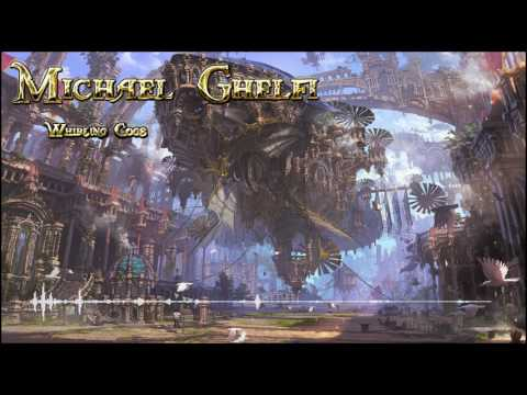 Orchestral Steampunk Music - Whirling Cogs by Michael Ghelfi