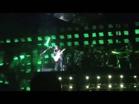The Weeknd - Dark Times - (LIVE) Madison Square Garden, NY 11/16/15- The Madness Fall Tour