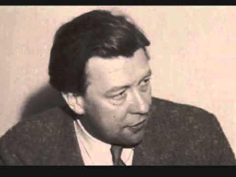 Deryck Cooke & Egon Wellesz Discuss Vienna and Mahler
