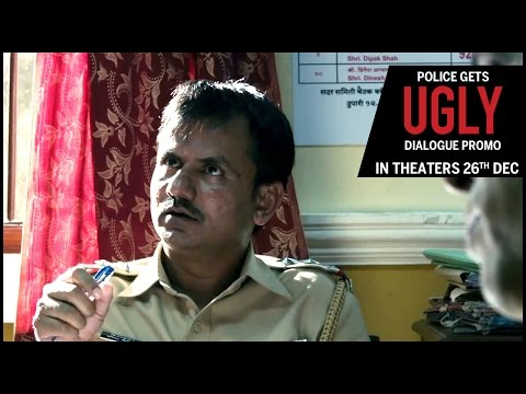 Best Cop Ever | UGLY | In Theaters 26th December 2014