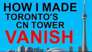 JAY SANKEY'S 'VANISHING TOWER' MAGIC TRICK REVEALED!