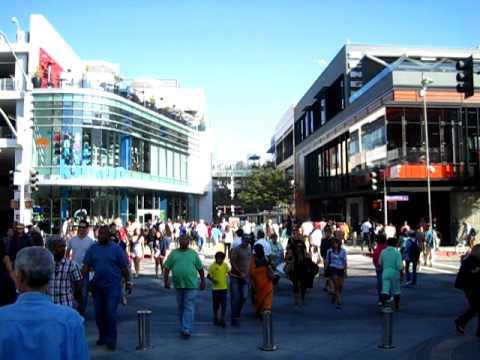New Santa Monica Place Mall