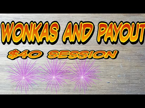 Wonkas and Pennsylvania Payout. PA LOTTERY SCRATCH TICKETS.