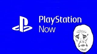 Why PlayStation Now Depresses Me