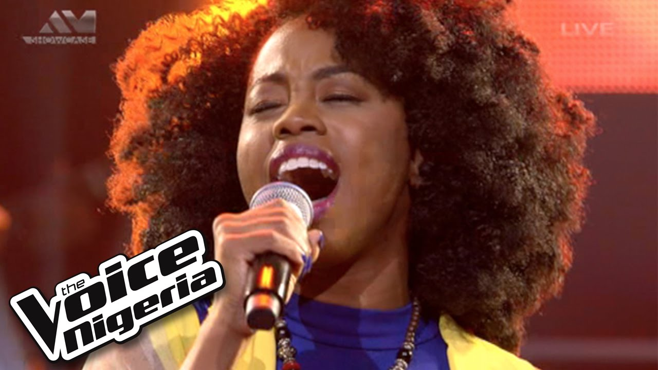 """Download A'rese sings """"Circle Of Life"""" / Live Show / The Voice Nigeria 2016"""