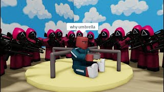 ROBLOX Squid Game FUNNY MOMENTS (LAG)
