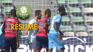 Clermont Foot - FC Metz ( 2-3 ) - Résumé - (CF63 - FCM) / 2018-19
