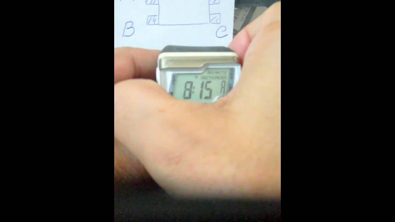 c2ffeb5a65ecce Mormaii : Acertar a Hora - YouTube