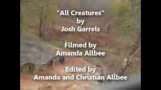 Watch Josh Garrels All Creatures video