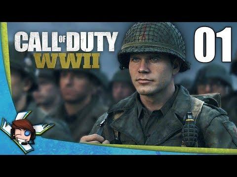 CALL OF DUTY WWII #1 : Débarquement en Normandie