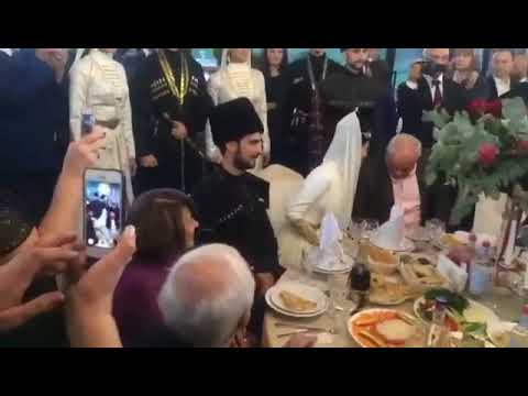 Свадьба Сати Казановой