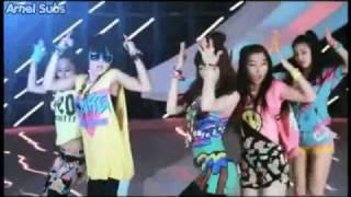[MV] 4Minute - Hot Issue (Legendado PT-BR)
