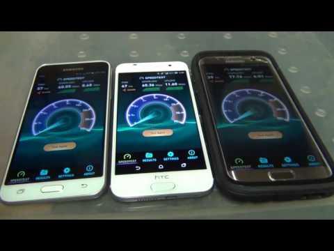 Verizon 4GLTE VS ATT 4GLTE VS SPRINT 4GLTE 10k giveaway