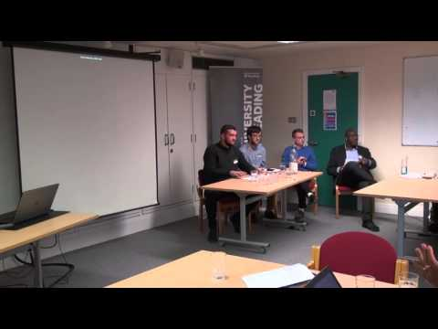 Climate Justice After Paris conference: Callum Nolan, Josh Wells and Alex McLaughlin