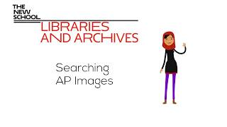 Searching AP Images I The New School Libraries and Archives