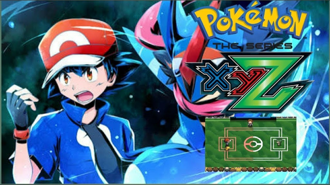 pokemon xyz gba zip file download
