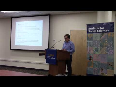 Statistical Methodology in the Social Sciences 2016: Session 1