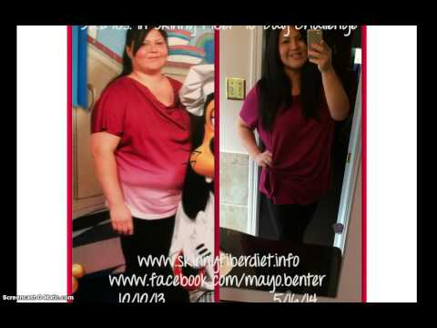 My Personal Skinny Fiber 90 Day Challenge Results with Before and After Pic/ review