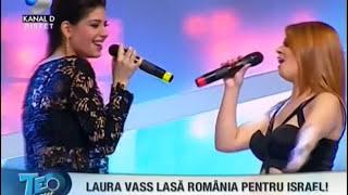 Laura Vass &amp Nofar Batat - Israel - Bello Belissimo - Teo Show - Kanal D