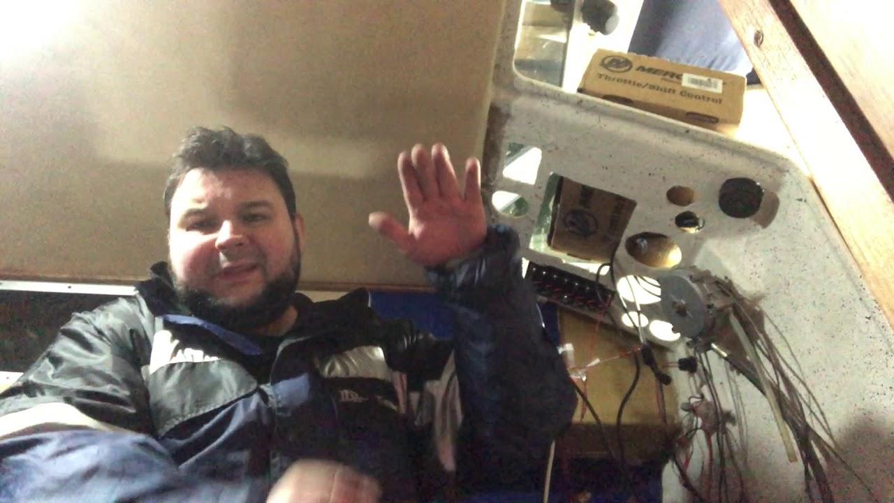 Ремонт старого катера на 500 000 рублей!