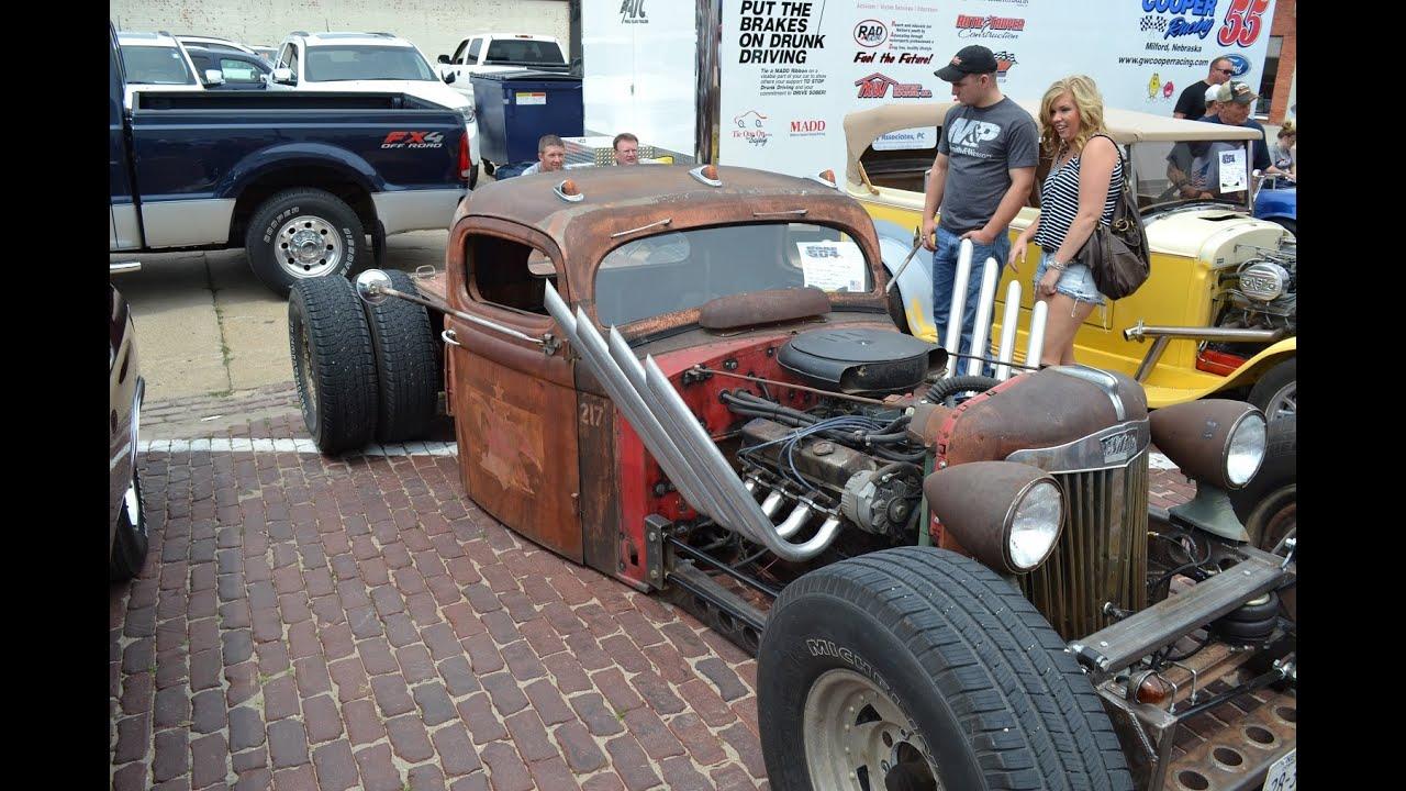 rat rod cars best - photo #42