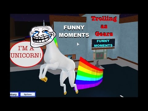 Trolling As Gears (FUNNY MOMENTS)