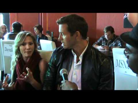 Day of DAYS Interviews: Sarah Brown & Eric Martsolf