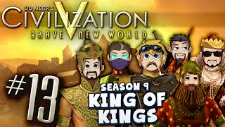 Civilization 5 King Of Kings #13 - Counter Intelligence